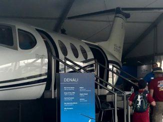 AirVenture 2018 - Textron Aviation presentó la mockup del Cessna Denali