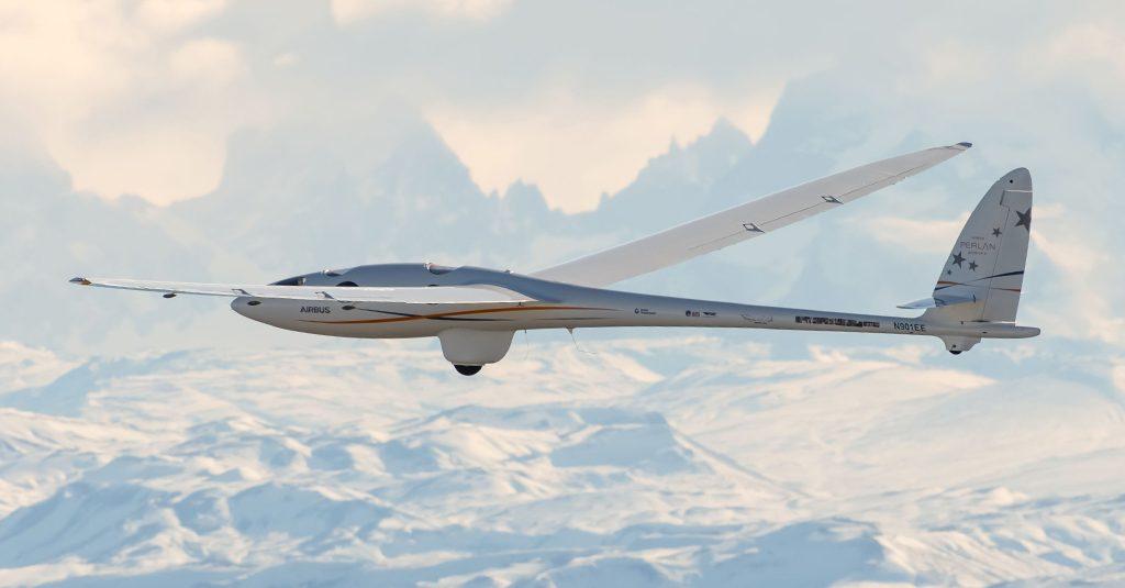 Airbus Perlan Mission II