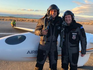 HANGAR X / Airbus Perlan Mission II - Histórico Récord de altitud en la Patagonia
