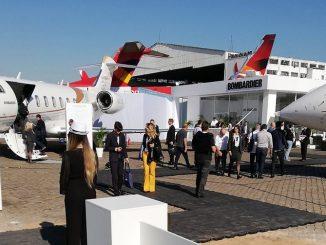HANGAR X - LABACE 2018 - Abrió sus puertas la mayor feria de Aviación Ejecutiva de América Latina
