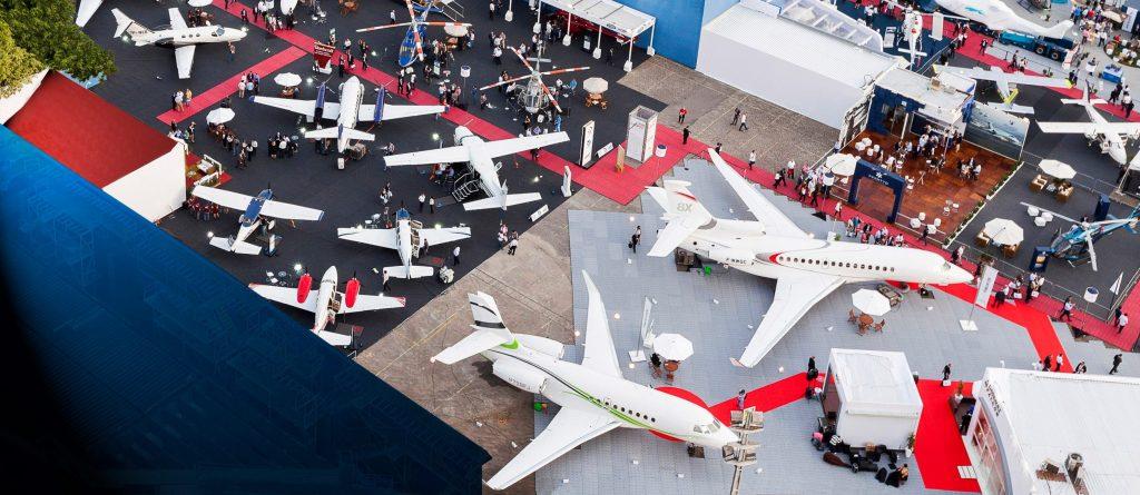 HANGAR X - LABACE 2018 - La mayor feria de Aviación Ejecutiva de América Latina