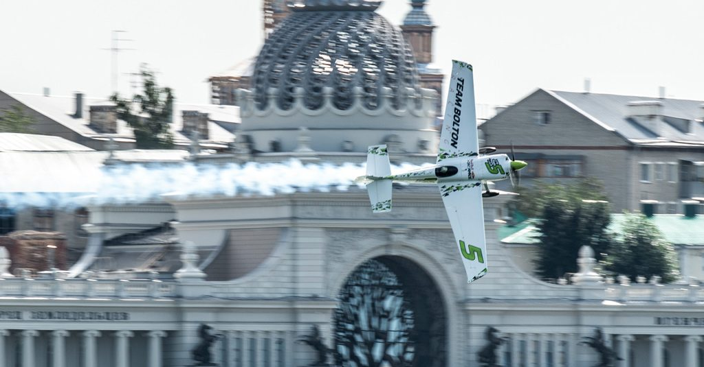 RED BULL AIR RACE 2018 - Kazán
