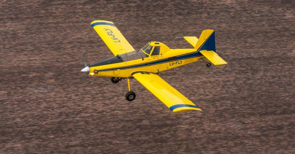 HANGAR X - Argentina será sede del Congreso Latinoamericano de Aviación Agrícola