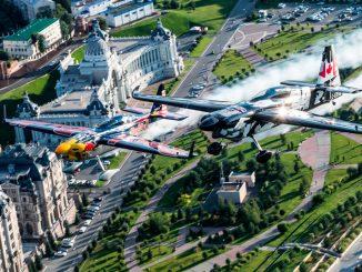 HANGAR X - Red Bull Air Race 2018 - Luego del receso de mitad de temporada, vuelve la acción!
