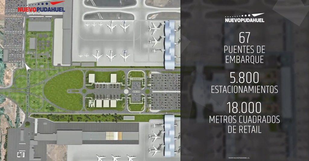 HANGAR X - Nuevo Aeropuerto Internacional de Santiago de Chile