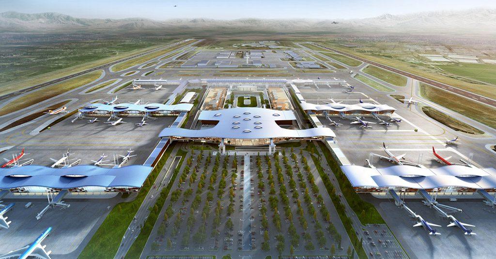 HANGAR X - Así será el nuevo Aeropuerto Internacional de Santiago de Chile
