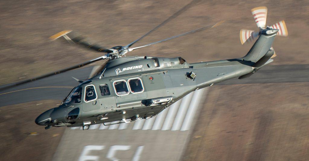 La Fuerza Aérea de Estados Unidos compra 84 MH139 para reemplazar los UH-1N