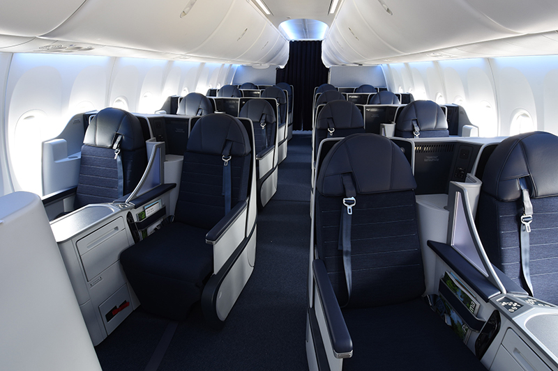 "Copa Airlines - Nueva clase Business ""Dreams"" en sus Boeing 737MAX9"