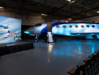 "Gulfstream entregó el primer G500 ""New Generation"""