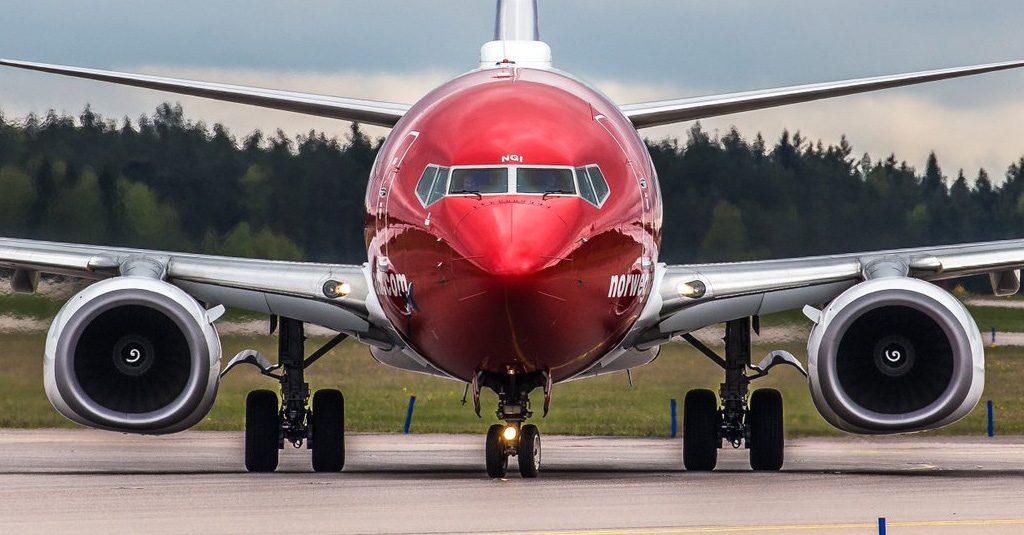 HANGAR X - Norwegian Air Argentina
