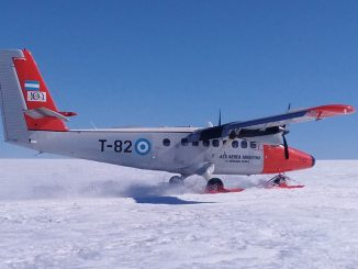 DH6 - Twin Otter / Fuerza Aérea Argentina