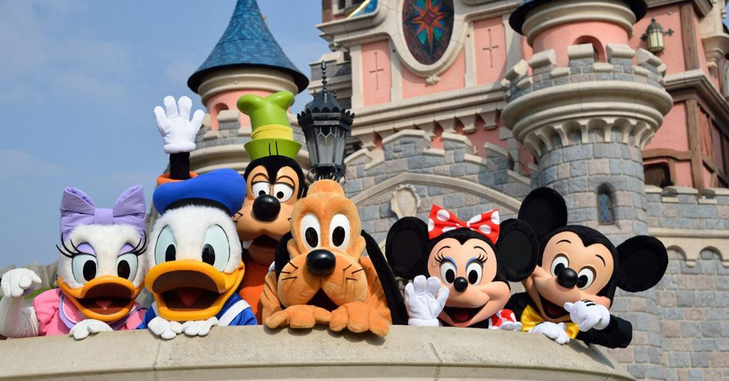 HANGAR X - Air France ofrece la posibilidad de ganar una estadía mágica en Disneyland París