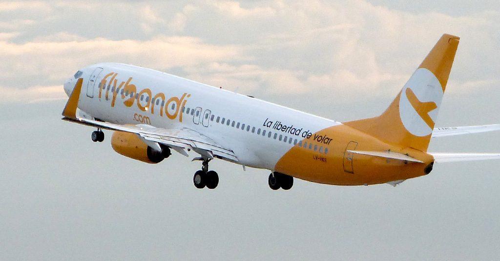 Flybondi / Boeing 737-800