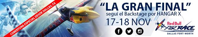 HANGAR X - Red Bull Air Race World Championship 2018 Dallas, Forth Whort