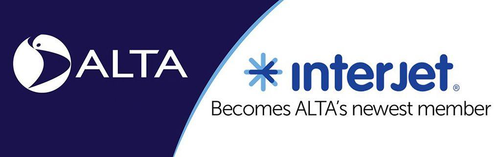 HANGAR X - Interjet se incorpora como nuevo miembro afiliado de ALTA