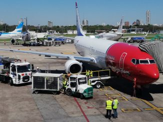 HANGAR X - Norwegian inició sus vuelos de cabotaje en Argentina
