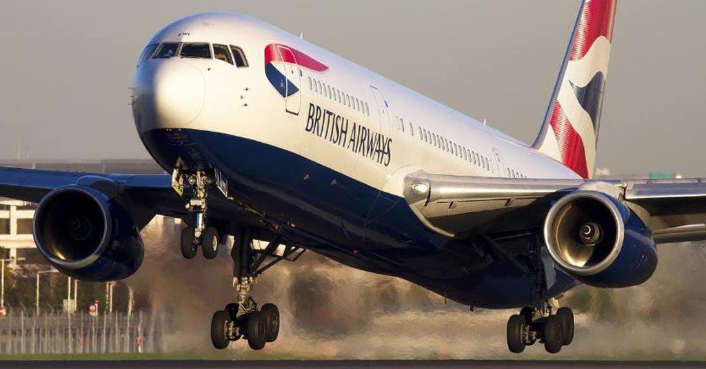 British Airways - Boeing 767 (Photo by Chris Lofting)