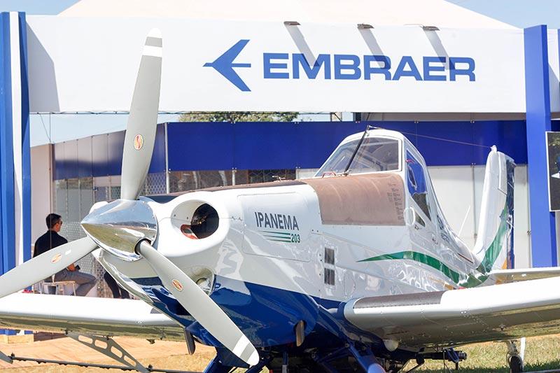 """HANGAR X - Embraer """"Ipanema 203"""""""