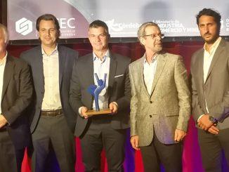 HANGAR X - FAdeA recibió el premio Córdoba en el Mundo 2018