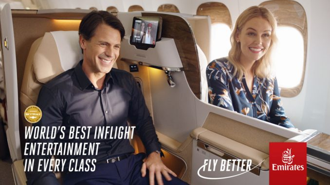 Fly Better With Emirates Airline