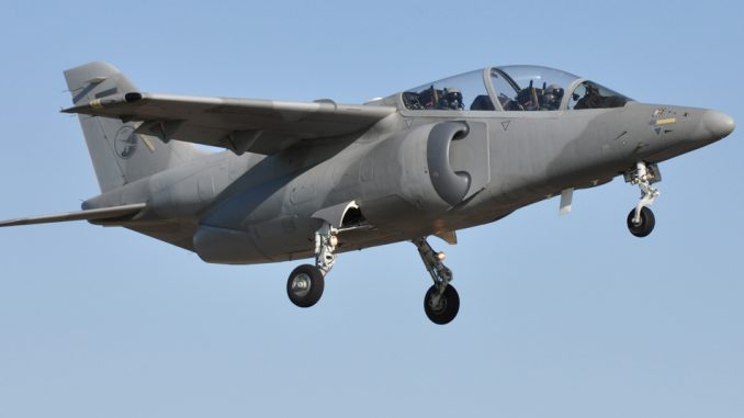 IA 63 Pampa Fuerza Aérea Argentina
