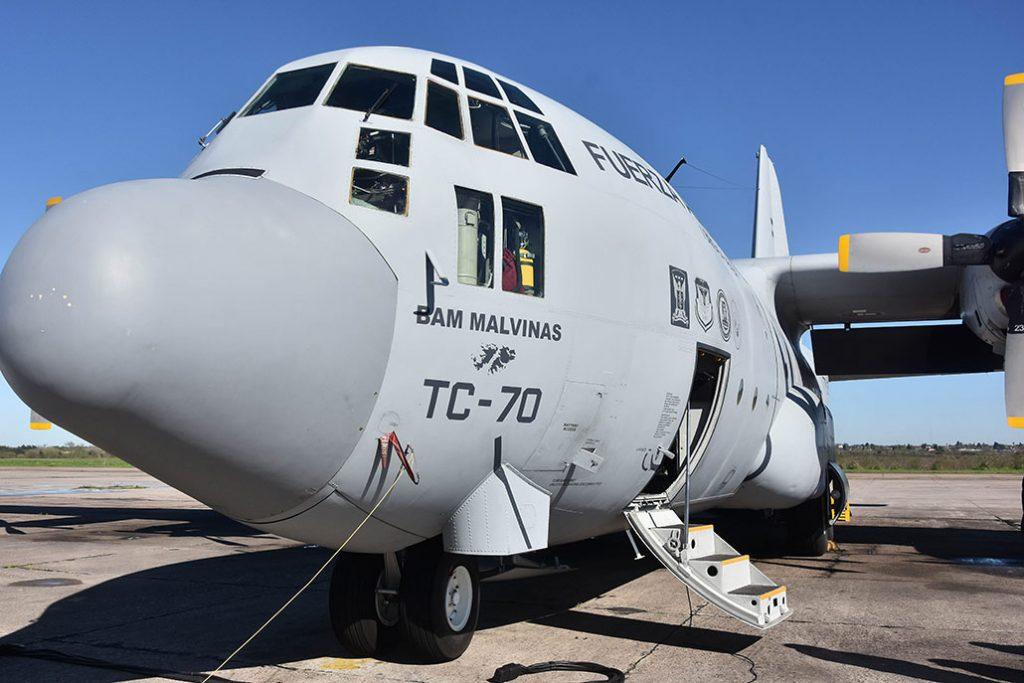 Fuerza Aérea Argentina - Hércules KC-130