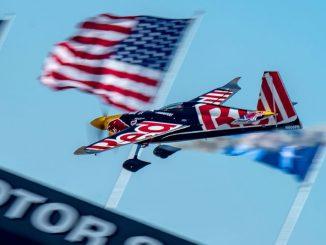 HANGAR X - Red Bull Air Race 2018 - Martin Sonka se convirtió en el nuevo Campeón del Mundo