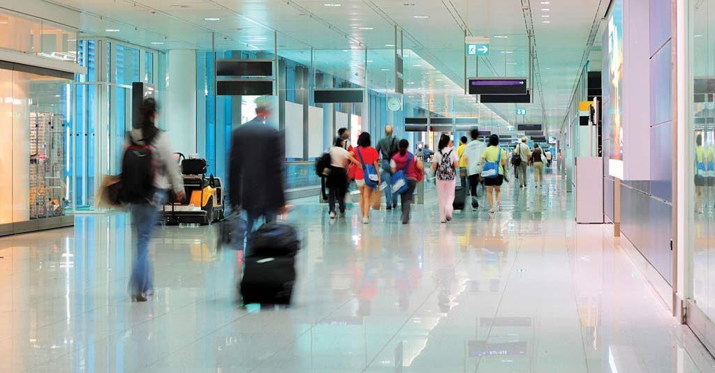 HANGAR X - Los Aeropuertos invierten en tecnologías para una mejor experiencia de los pasajeros