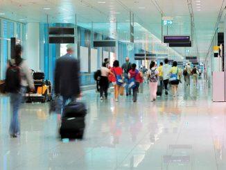Aviación Comercial - Transporte aéreo - Viajes - Turismo