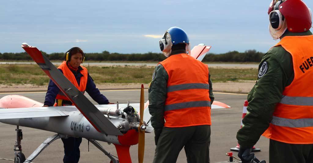UAV - Fuerza Aérea Argentina