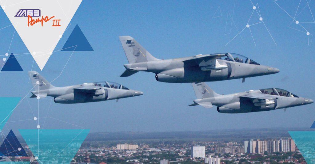HANGAR X - FAdeA IA-63 Pampa III - Fuerza Aérea Argentina