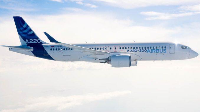 Airbus A220 - 300