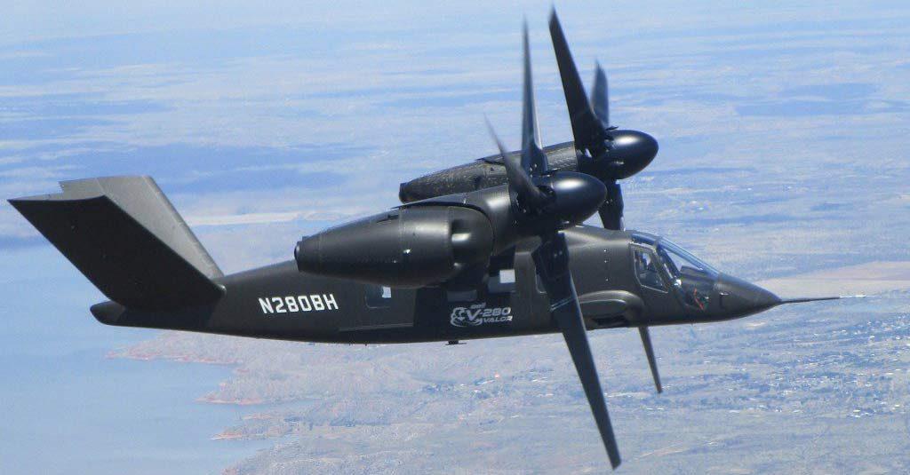 "HANGAR X - Bell Helicopter ""V-280 Valor"""