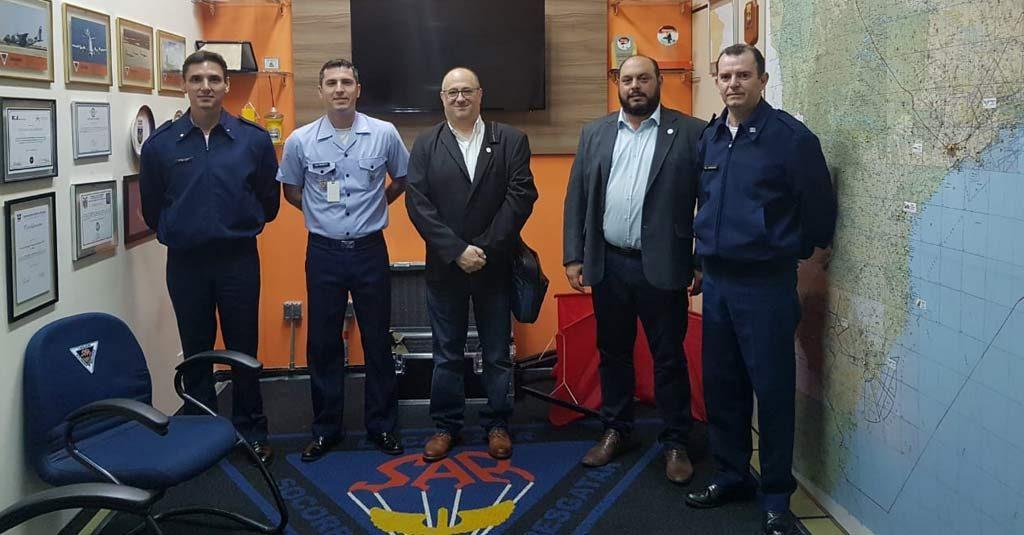 HANGAR X - Argentina y Brasil renuevan su acuerdo SAR