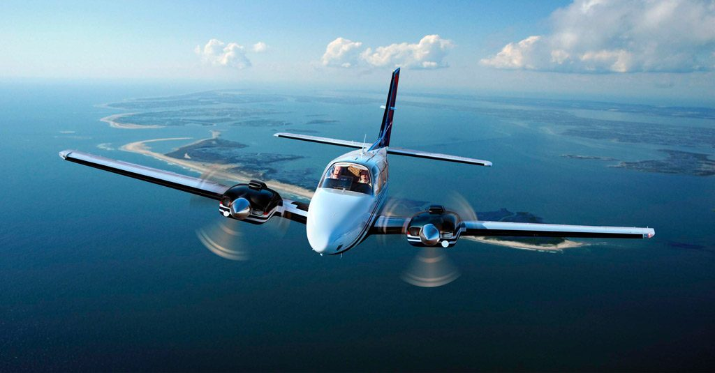 Textron Aviation - Beechcraft Baron G58