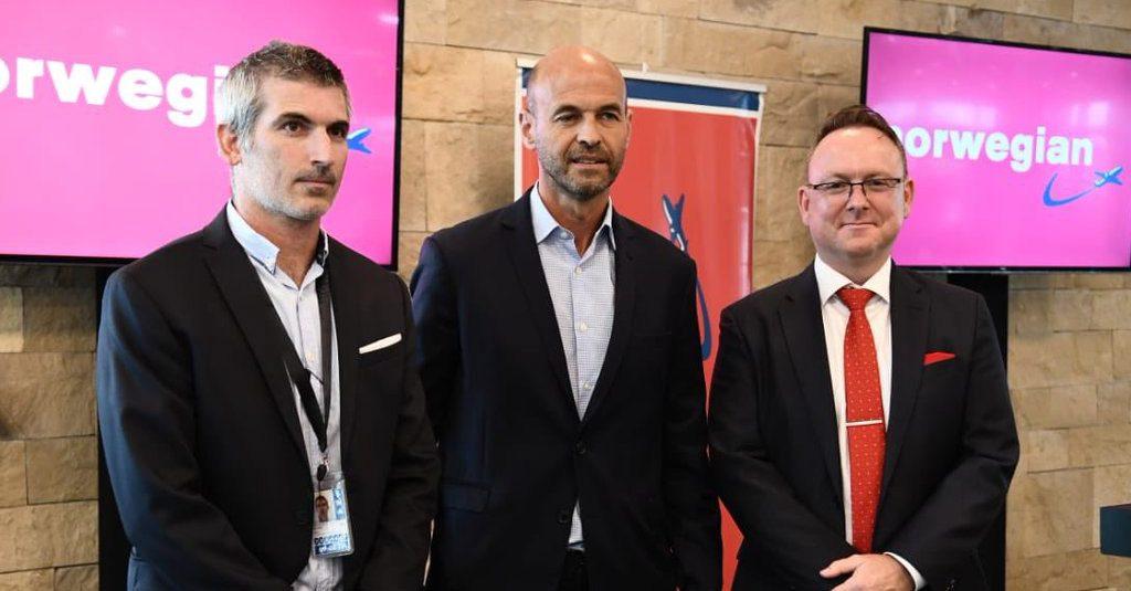 HANGAR X - Norwegian Argentina inauguró sus vuelos a Salta