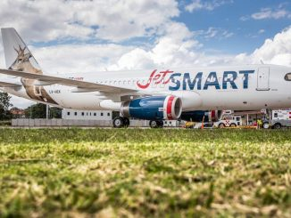 Airbus A320 LV-HEK / Jet SMART Argentina