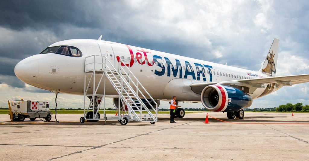 Airbus A320 LV-HEK / JetSMART Argentina