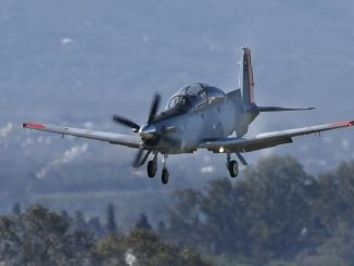 HANGAR X - Beechcraft T-6C Texan II Fuerza Aérea Argentina