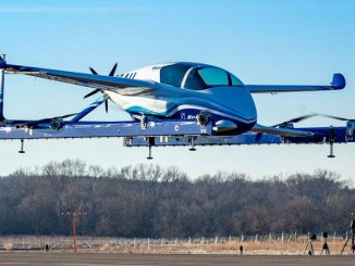 Boeing Autonomous Passenger Air Vehicle First Flight