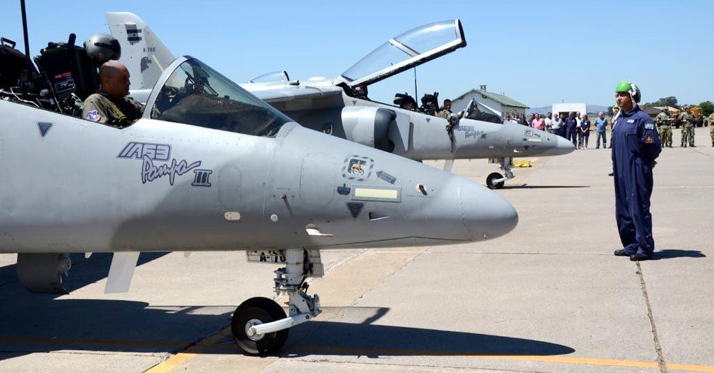 Fuerza Aérea Argentina - IA-63 Pampa III