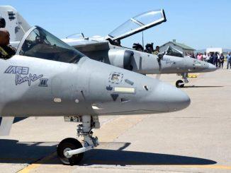 IA-63 PAMPA III / Fuerza Aérea Argentina