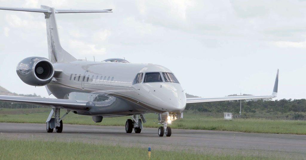 Legacy 600 - Embraer Service Center, Sorocoba (Brasil)