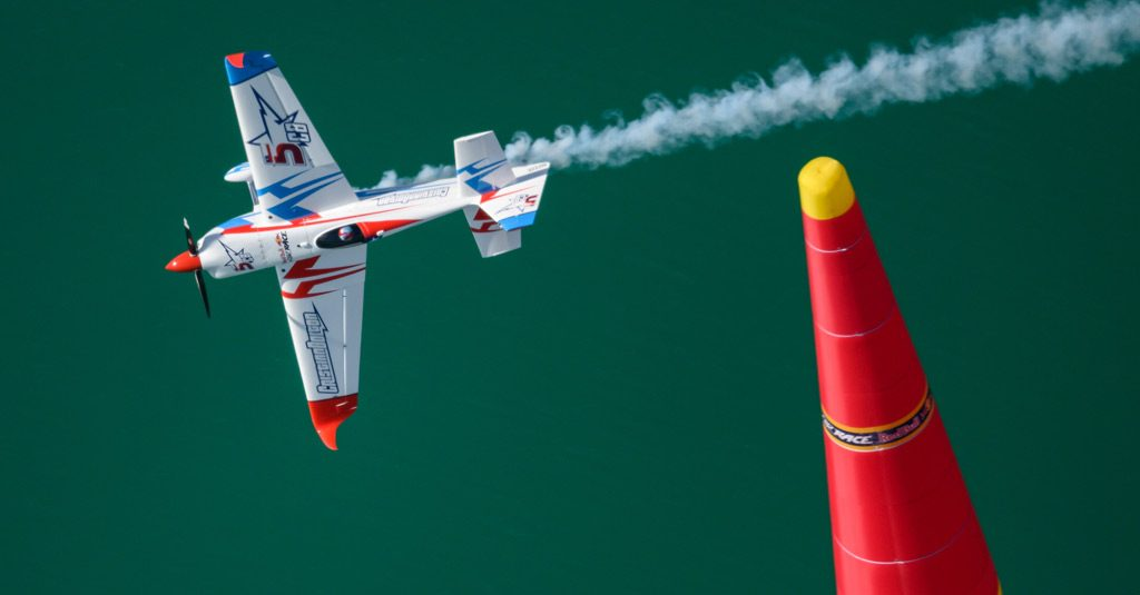 Red Bull Air Race 2019 - Cristian Bolton