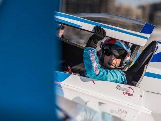 HANGAR X - Red Bull Air Race 2019 - Abu Dhabi - Cristian Bolton