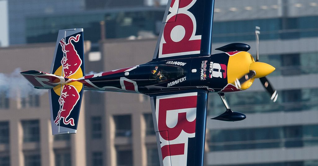 Red Bull Air Race 2019 - Martin Sonka