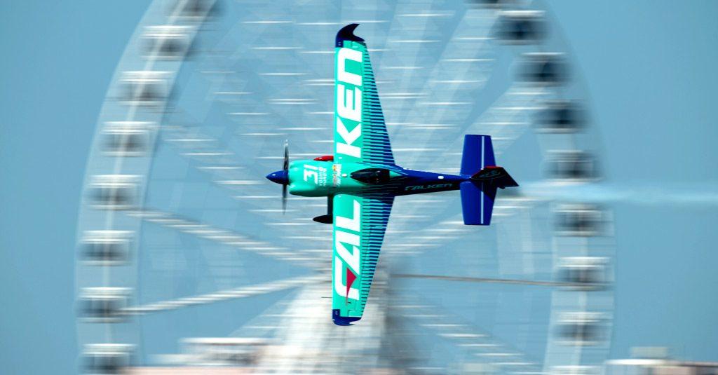 HANGAR X - Red Bull Air Race 2019 - Muroya logró el mejor tiempo en la Clasificación de Abu Dhabi