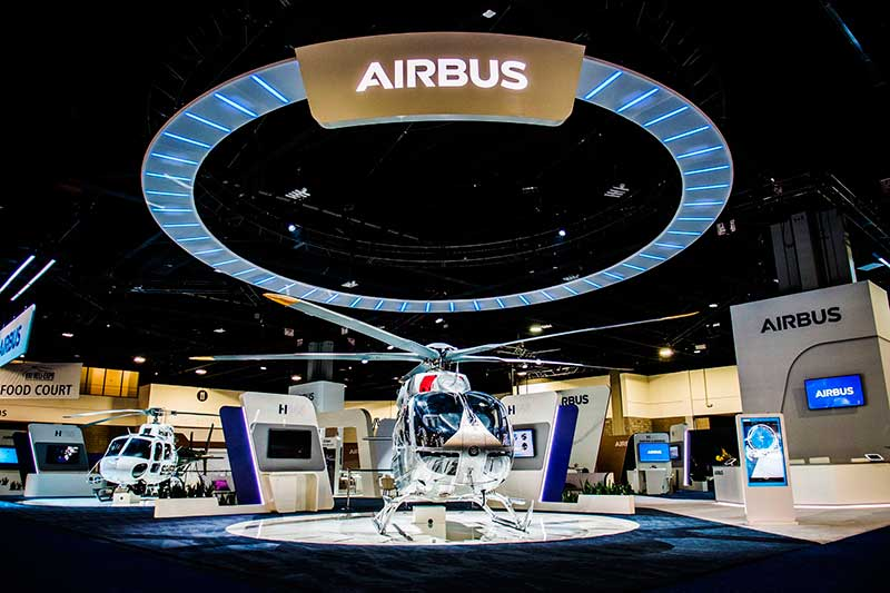 New Airbus Helicopters H145 at Heli-Expo 2019