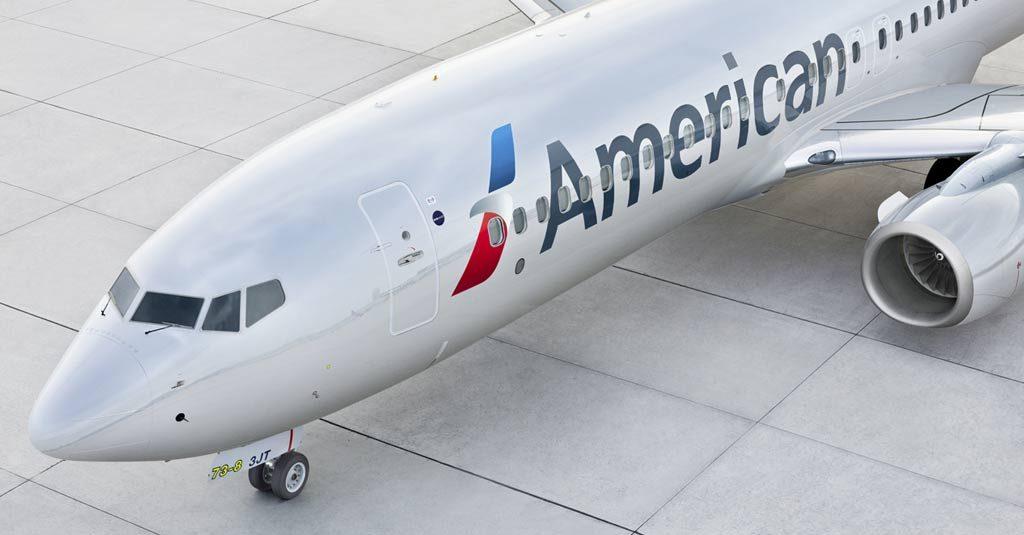 Boeing 737-800 - American Airlines