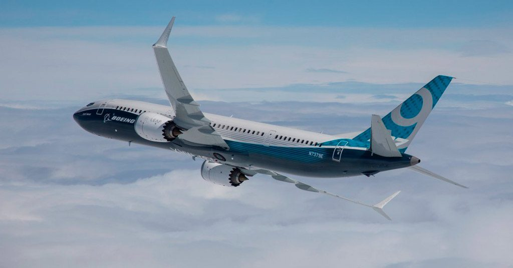 Boeing 737 MAX9